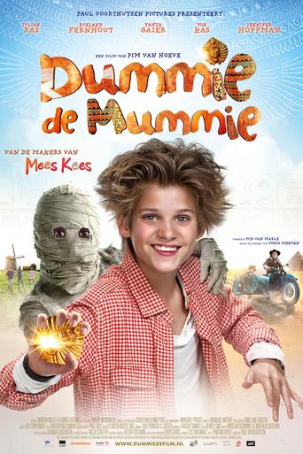 "Постер фильма ""Dummie de Mummie"""