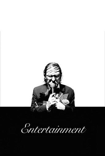 """Постер фильма """"Entertainment"""""""