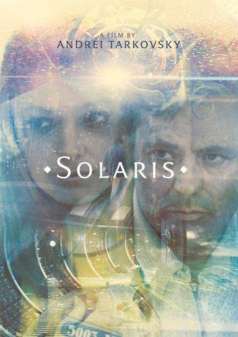 """Постер фильма """"Solaris"""""""
