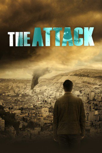 "Poster for the movie ""The Attack"""