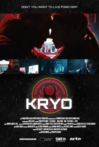 "Poster for the movie ""Kryo"""
