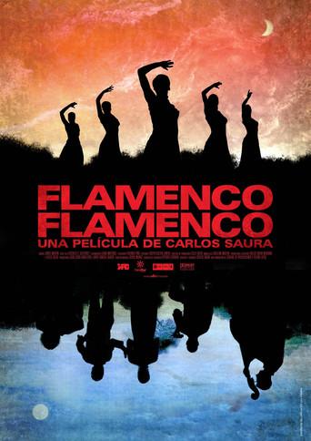 """Постер фильма """"Flamenco Flamenco"""""""