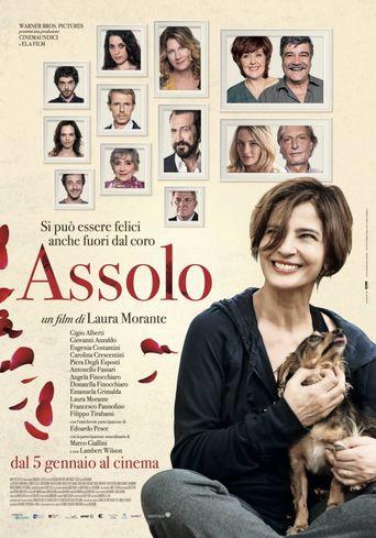 "Постер фильма ""Assolo"""