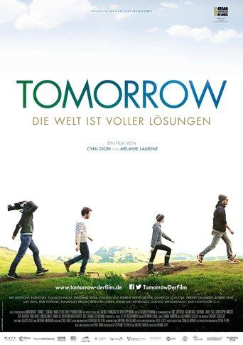 """Постер фильма """"Tomorrow"""""""