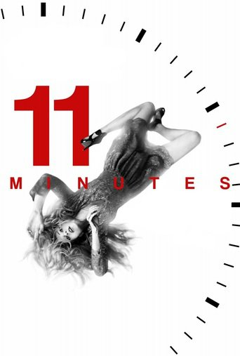 "Poster for the movie ""11 Minutes"""