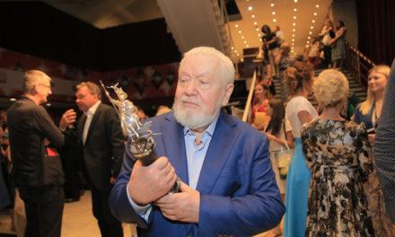 Сергей Соловьёв получил приз за вклад в мировой кинематограф