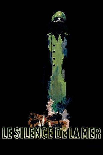 "Постер фильма ""Le Silence de la Mer"""