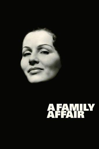 """Постер фильма """"A Family Affair"""""""
