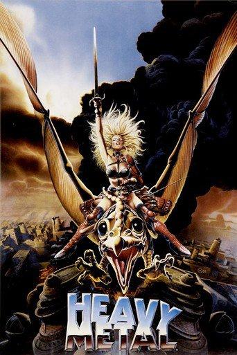 """Постер фильма """"Heavy Metal"""""""