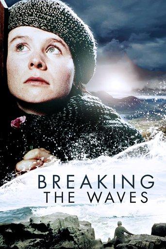 """Постер фильма """"Breaking the Waves"""""""