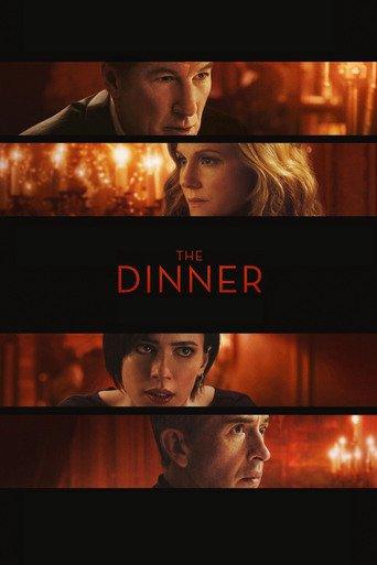 """Постер фильма """"The Dinner"""""""