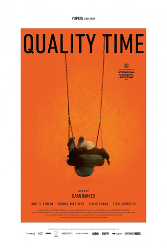 """Постер фильма """"Quality Time"""""""