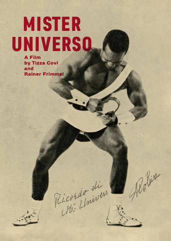 "Постер фильма ""Mister Universo"""