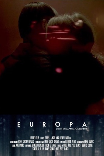 """Постер фильма """"Europa"""""""