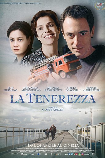 """Постер фильма """"La tenerezza"""""""