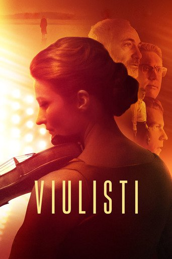"Постер фильма ""The Violin Player"""