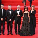 Красная дорожка 40-го Московского Международного кинофестиваля