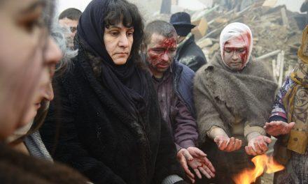 «Спитак» Александра Котта стал последним фильмом основного конкурса 40-го ММКФ