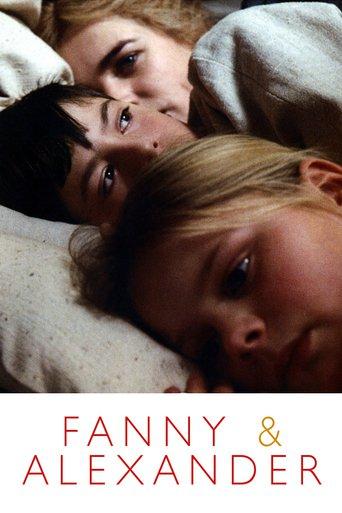 """Постер фильма """"Fanny & Alexander"""""""