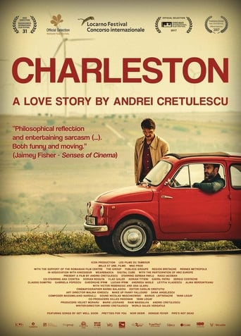 "Постер фильма ""Charleston"""