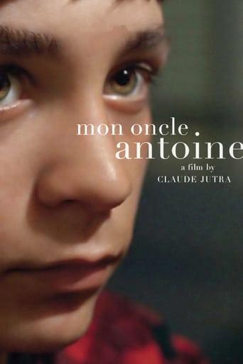 """Постер фильма """"Mon oncle Antoine"""""""