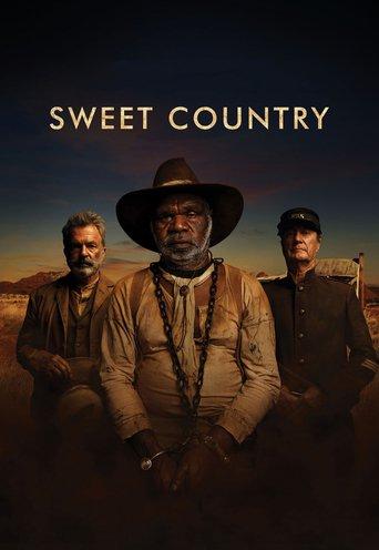 """Постер фильма """"Sweet Country"""""""