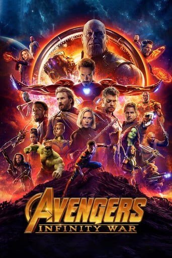"Постер фильма ""Avengers: Infinity War"""