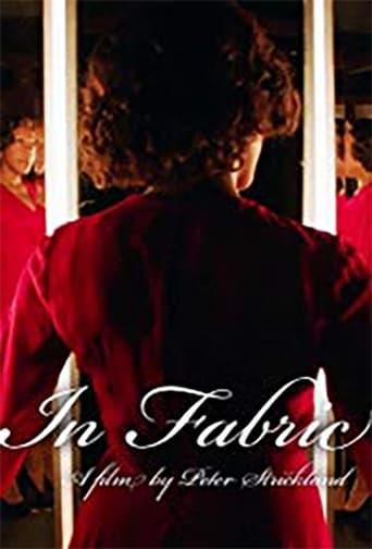 """Постер фильма """"In Fabric"""""""