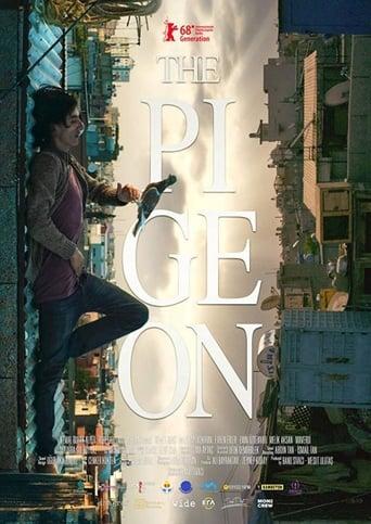 """Постер фильма """"The Pigeon"""""""