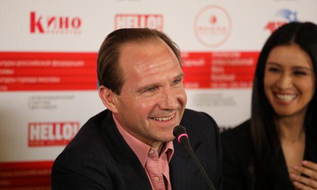 Рэйф Файнс получил специальный приз «Верю. Константин Станиславский»
