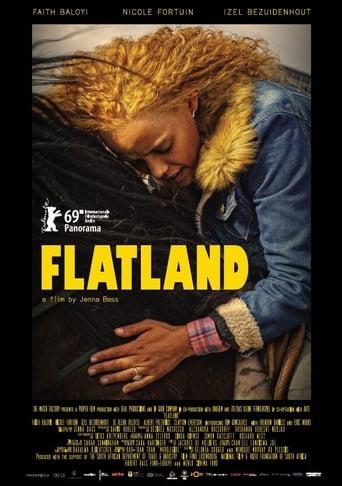 """Постер фильма """"Flatland"""""""