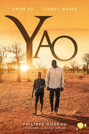 """Постер фильма """"Yao"""""""
