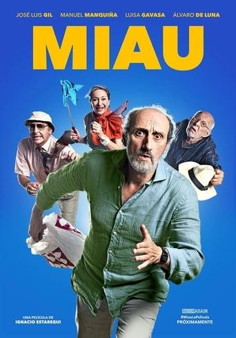 """Постер фильма """"Miau (Róbale a la vida)"""""""