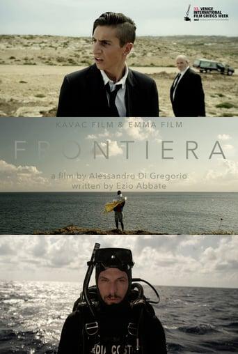"""Постер фильма """"Frontiera"""""""