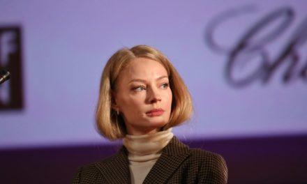 Молодые и красивые: Светлана Ходченкова представила фильм «На острие» (фоторепортаж)