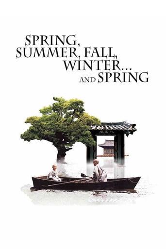"Постер фильма ""Spring, Summer, Fall, Winter... and Spring"""