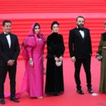 Красная дорожка церемонии закрытия 43-го Московского международного кинофестиваля — полный фоторепортаж