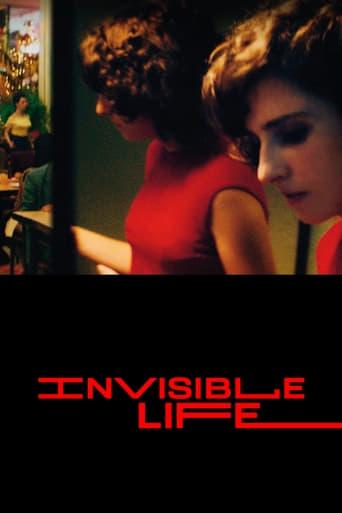 """Постер фильма """"Invisible Life"""""""